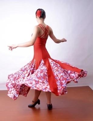 Kostum Tari Flamenco : kostum, flamenco, Profesional, Flamenco, Panjang, Wanita, Merah, Hitam, Kostum, Spanyol, Gaun|spanish, Dress|flamenco, Dance, Costumesflamenco, AliExpress