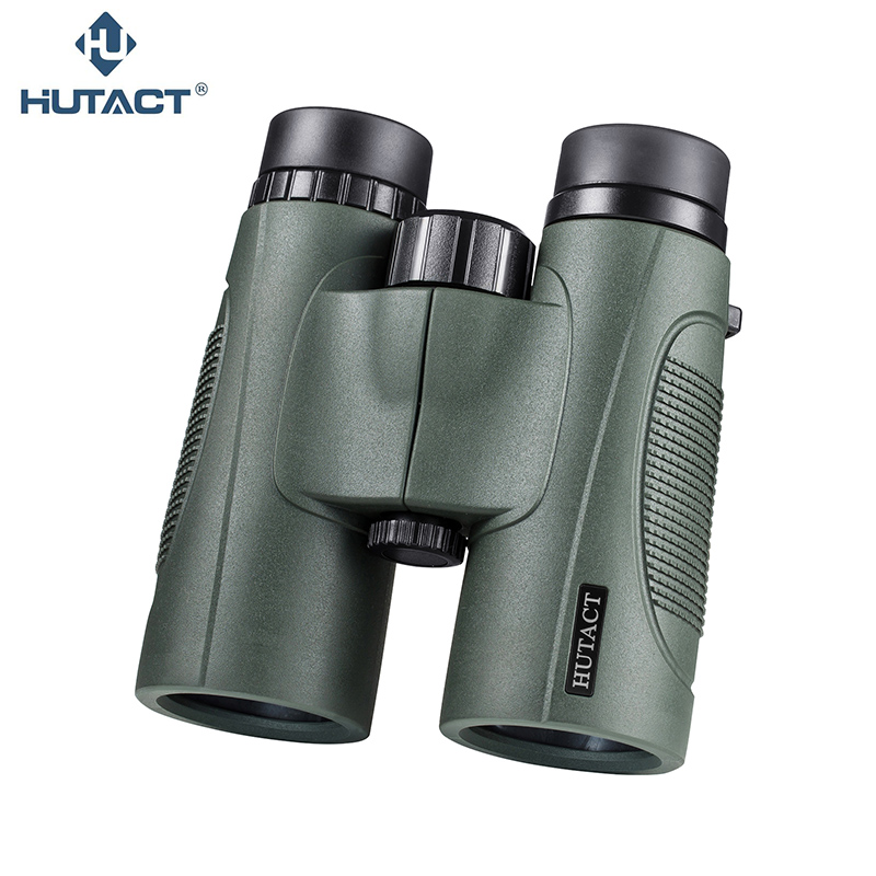 HUTACT Powerful Binoculars Hunting Teleskop For Adults 10x42 FMC Coating Binoculo Professional Telescope Para Travel BAK4 2017 new arrival all optical hd waterproof fmc film monocular telescope 10x42 binoculars for outdoor travel hunting