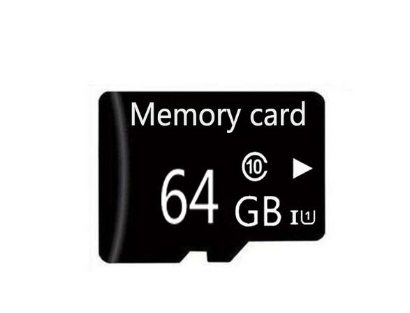 Memory Card Micro SD Card Class 10 TF Card Microsd 64GB 32GB 16GB 8GB 4GB TF Flash Memory Mimemory Disk For Phone (10pcs/1bag)