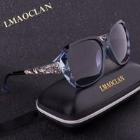 2017 Luxury Brand Design Polarized Sunglasses Women Ladies Elegant Big Sun Glasses Female Prismatic Eyewear Oculos