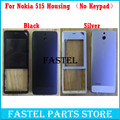 For Nokia 515 Brandnew Full Complete Mobile Phone Housing Cover Case No keyboard ( Without Keypad ) , Free Shipping