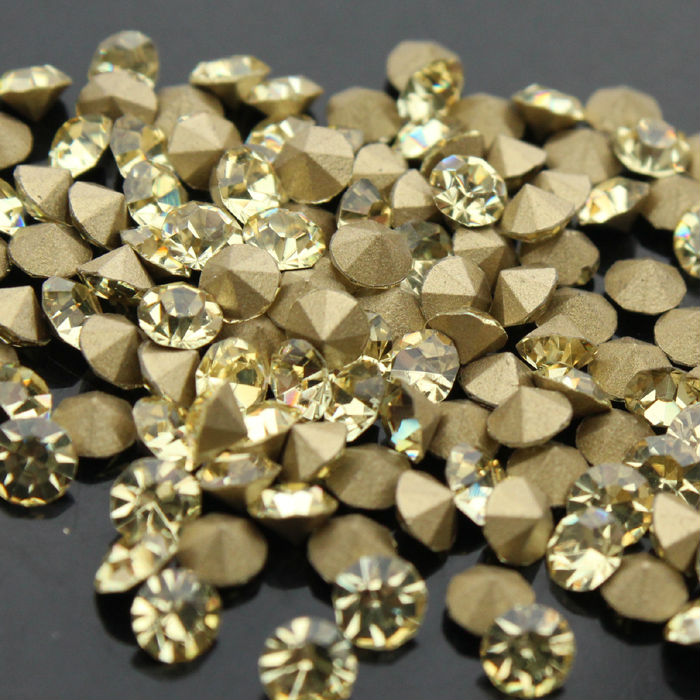 Detail Feedback Questions about ss4 to ss25 1440pcs bag jonquil glass Point  Back Rhinestone chatons rhinestones Fancy Crystal stones For Jewelry  Accessory ... 5b2d59f913cb