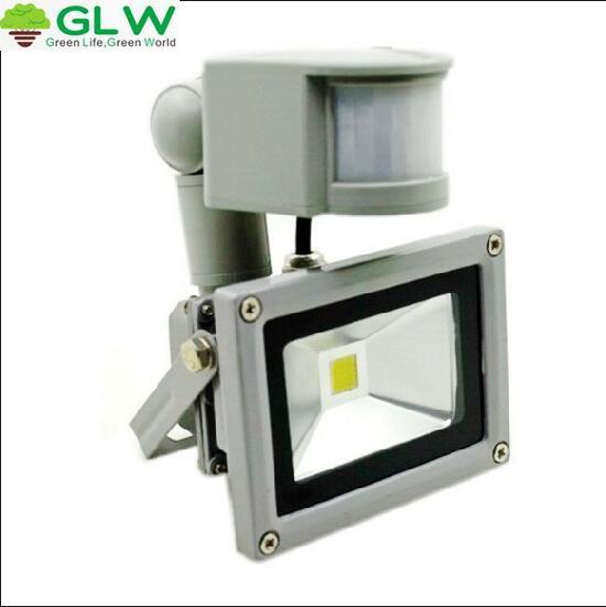 Pir Led Flood Light Motion Sensor Outdoor Lighting 10w 20w 30w 50w Ac85 256v Waterproof Ip65 Induction Sense Lamp Us Au Ca Stcok
