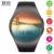 Smartwatch 2016 salud pulsómetro android smart watch tarjeta sim teléfono sueño deporte podómetro sedentaria de música bluetooth ios
