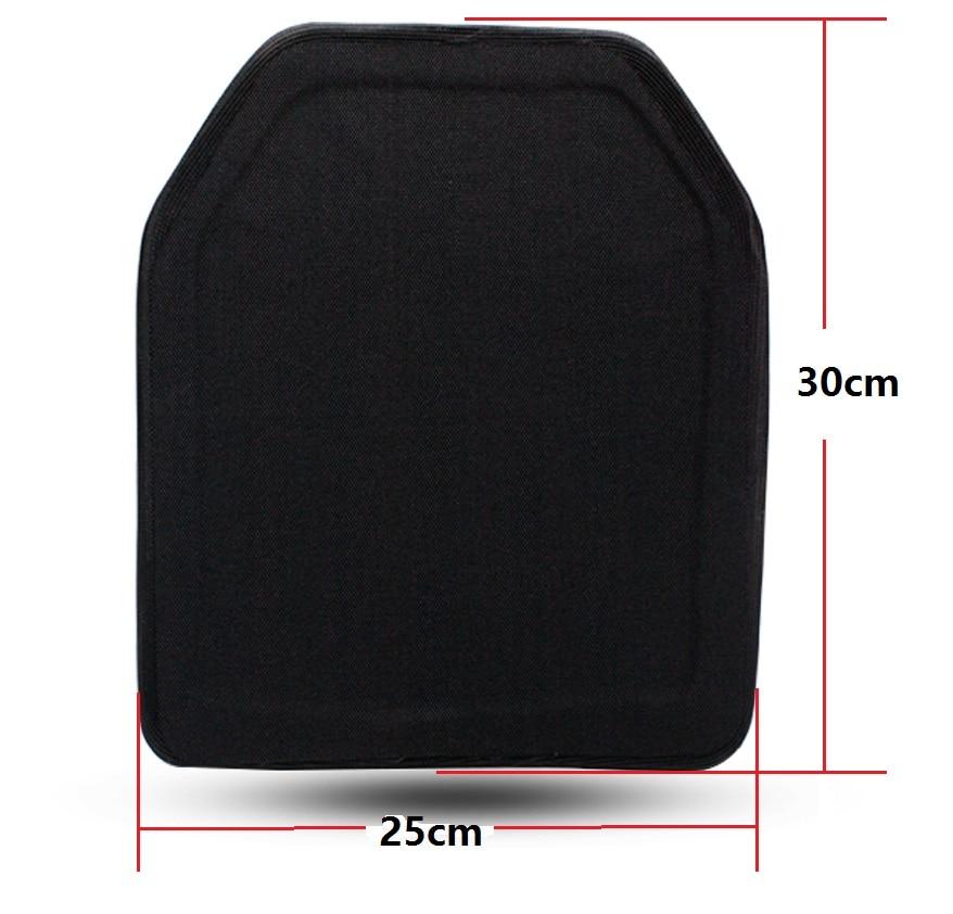 US $516 67 18% OFF Silicon carbide ceramic plate NIJ IV Bulletproof Panel/  NIJ IV Stand Alone Ballistic Panel/ NIJ level 4 Composite Armor only-in