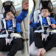 От 1 до 12 лет новое детское автокресло 9-30 кг детские автокресла Детские впитывающий спонж детские детское автомобильное сиденье ремни безопасности сиденья