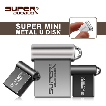 Hot Sale Super mini pendrive 32GB USB flash drive 4gb 8gb 16GB 64gb pen drive USB2.0  metal style memory stick U Disk USB-флеш-накопитель