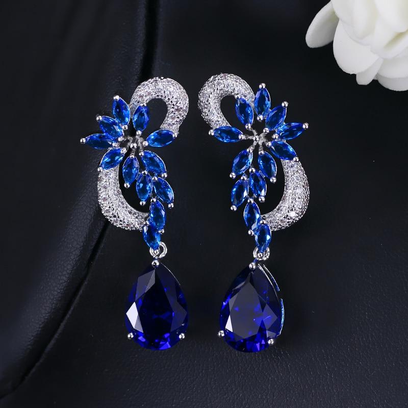 Bridal Long Earrings2