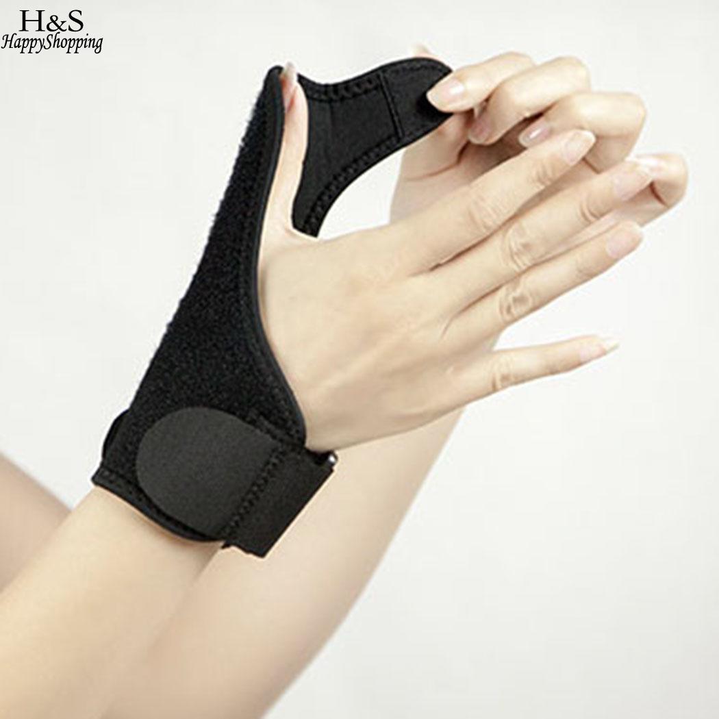 Support Stabilizer Medical Wrist Splint Brace Pain Sprain Arthritis Thumb Sport