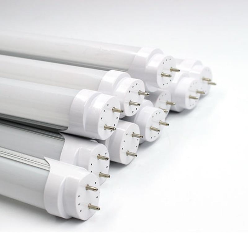 25/50 шт T8 2FT 600 мм 9 w Светодиодный свет пробки SMD 2835 супер Яркость AC110 277V lamparas светодиодная флуоресцентная лампа трубы 604 мм - 5