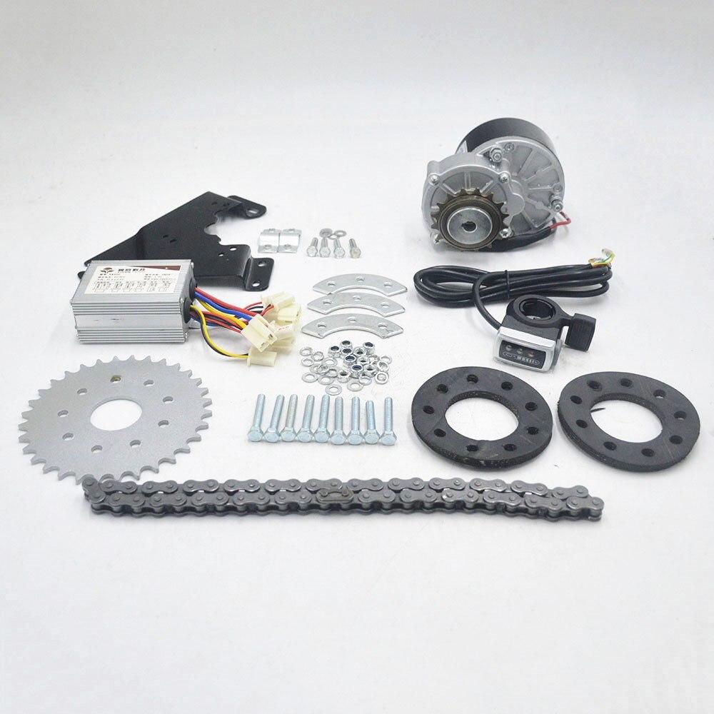 24V 36V 250W elektrische fahrrad motor conversion kit/elektrische Schaltwerk Motor Set für Variable Mehrere Geschwindigkeit fahrrad mtb fahrrad