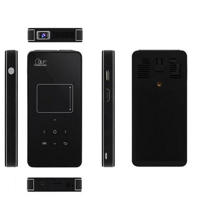 HD1080p vídeo PicturesMini U9 Portátil Altavoz incorporado DLP proyector de Negocios de Entretenimiento Personal y Capacitación en Educación