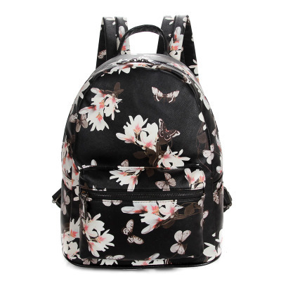 Aliexpress.com : Buy Latest Korean Printing Leather Backpack ...