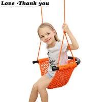 Outdoor children swing swing chairs, indoor outdoor family infant swing Children's swing
