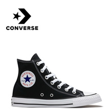 Converse All Star Skateboarding Shoes for Men Original Classic Unisex Canvas  High Top Sneaksers Sports Outdoor ee4c0fbe1