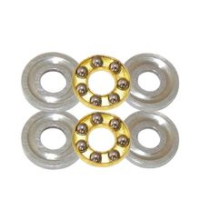 2 pcs Thrust Bearing 450 Rc Helicopter F3-8M 2pcs for align Trex 450 Pro v2/v3 alzrc devil 450 pro v2 fbl dfc super combo silver 450 rc helicopter