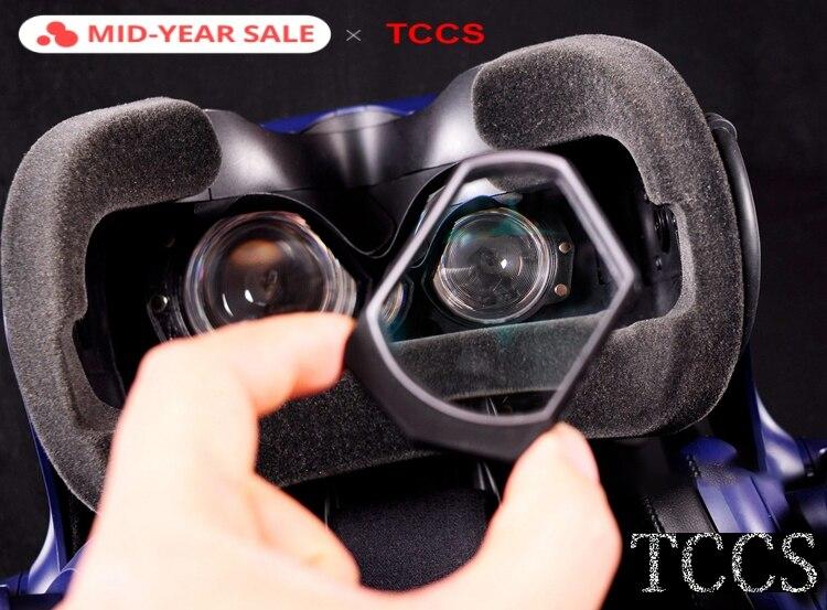 TCCS/Custom lente Míope adsorção Magnética Rápida mudança para HTC vivePro