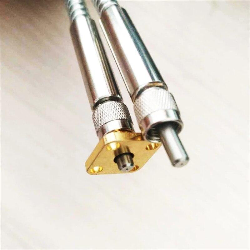 10 stuks socket voor SMA905 adapter innerlijke dia 4.0mm glasvezel seat base voor SMA905 ftth coupler jack, beugel Base gratis verzending-in Glasvezel uitrustingen van Mobiele telefoons & telecommunicatie op AliExpress - 11.11_Dubbel 11Vrijgezellendag 1