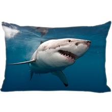 Pillowcase Satin-Fabric Rectangle Home-Wedding-Decorative Friend Bright Zipper for Gift