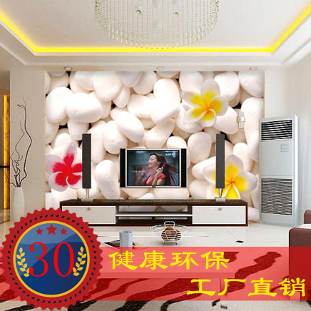 Custom 3d three-dimensional stone painting large mural wallpaper TV background wall paper living room sofa bedroom wall covering custom 3d stereoscopic large mural wallpaper wall paper living room tv backdrop of chinese landscape painting style classic