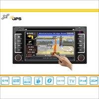 For Toyota Hilux Vigo 2005 2011 Car GPS Navigation System Radio TV DVD IPod BT 3G
