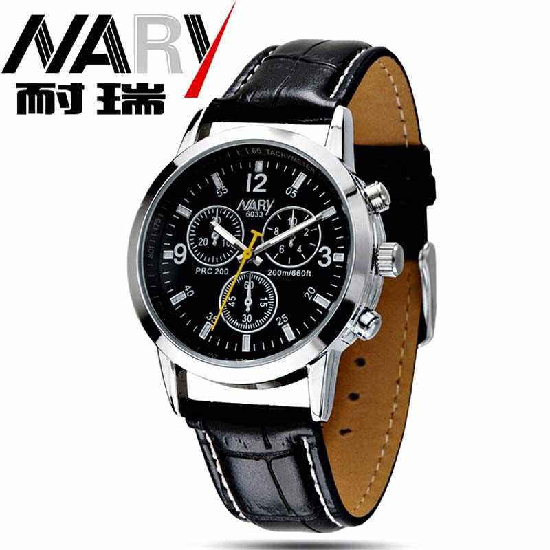 Masculino relógios masculinos relógio de pulso de quartzo de luxo da marca relógio de couro masculino presentes relógio de pulso masculino montre homme 2020
