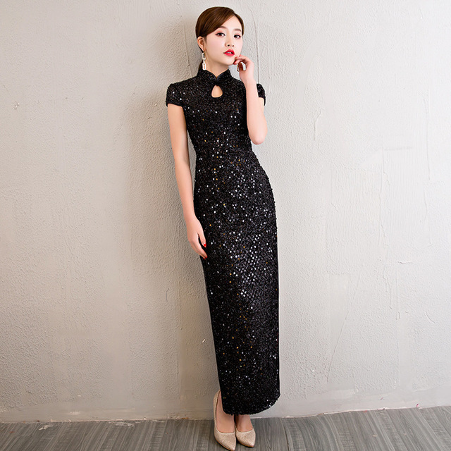 Plus Size Formal Dress Chinese