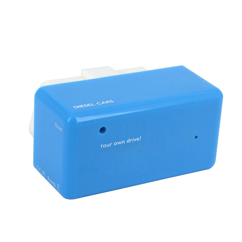 plug drive obd2 blue color ecoobd2 for diesel cars economy. Black Bedroom Furniture Sets. Home Design Ideas