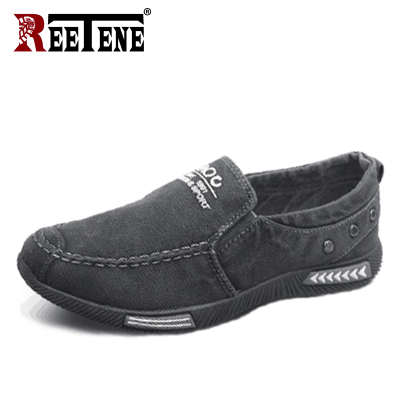 REETENE Men Loafers Brand Fashion Autumn Winter Style Shoes High Quality Winter Fur Driving Men Loafers Casual Slip On Men Shoes