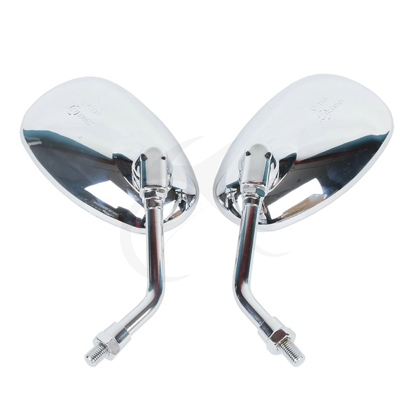 10mm Rear View Mirror For YAMAHA XVS950 DRAGSTAR 250 400 XVS400 XVS1100 XV1900 XVS1300 FZ8N XJ6 TDM90010mm Rear View Mirror For YAMAHA XVS950 DRAGSTAR 250 400 XVS400 XVS1100 XV1900 XVS1300 FZ8N XJ6 TDM900