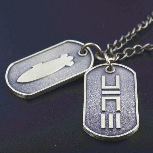 Bf4 battlefield 4 Значки для собак военные ожерелья карт подвески