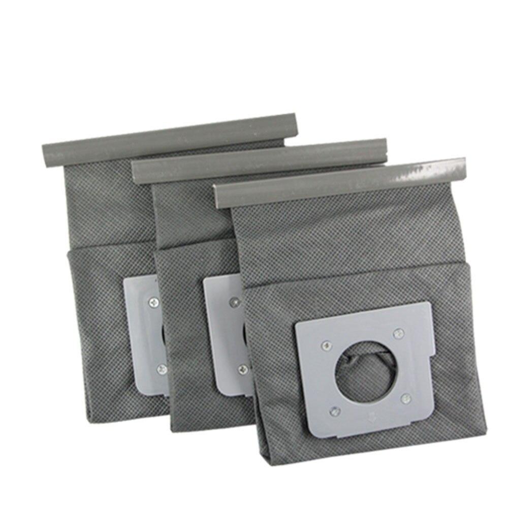 3pcs Washable DustBag for LG Vacuum Cleaner V-743RH V-2800RH Cleaning Spare Part for Vacuum Bag Replacement Reusable Dust bag пылесос с контейнером lg v k75w01h