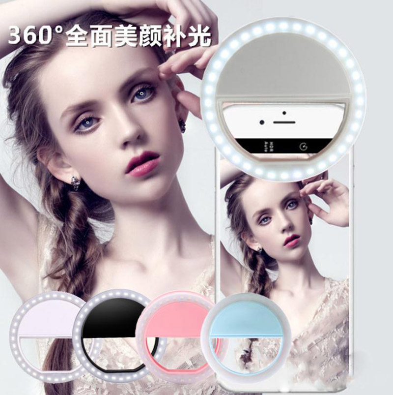 Luxury GIFT Universal LED Flash Light Up Selfie Luminous Phone Ring case For Sony OPPO Oukitel PPTV Senseit ThL TP-Link Uhans