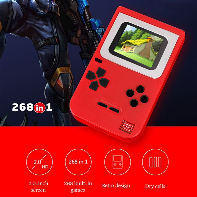 Entertainment Video Game Console 2.0