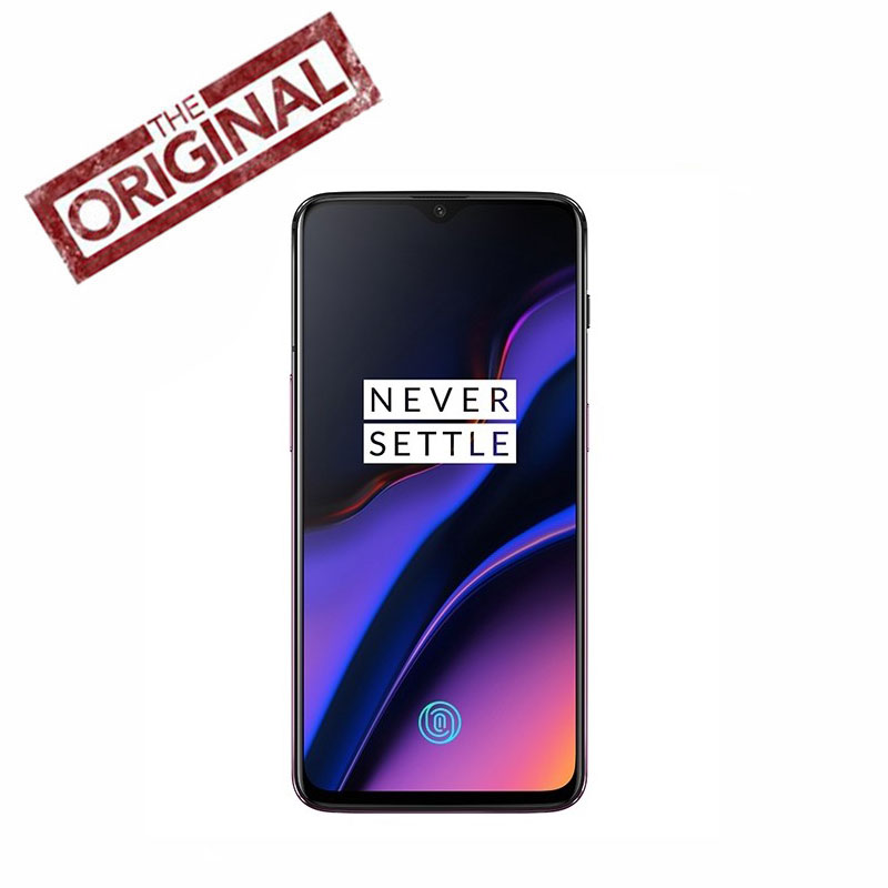 New Original Oneplus 6T 6 T cell Phone 6GB 128GB Snapdragon 845 6 41inch 1080x2340P Full