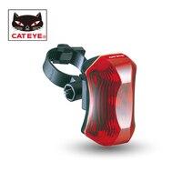 CATEYE TL LD170 R Bike Bicycle Light Led Rear Lamp Flashlight Cycling Seatpost Light Wheel Spokes