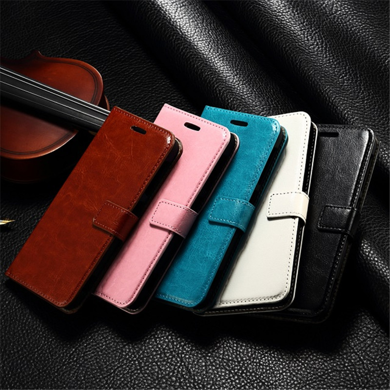 "Luxury Wallet Retro Leather coque Case For HTC Desire eye 5.2"" Case Stand Flip cover for HTC desire eye case fundas capa"