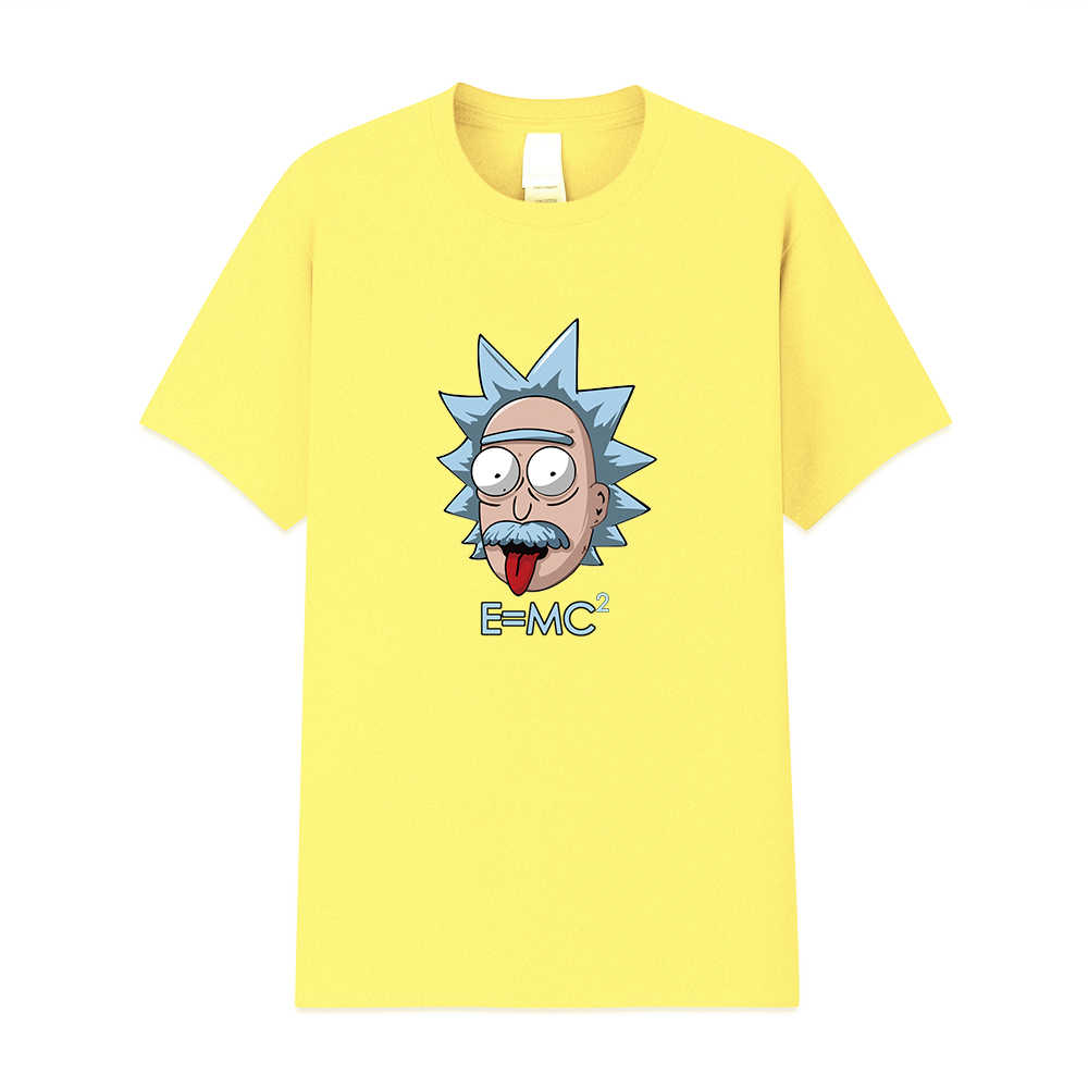 2019 New Fashion Rick And Morty T-Shirt Men Cotton Short Sleeves Casual Male T shirt Rick And Morty T Shirts Men Women