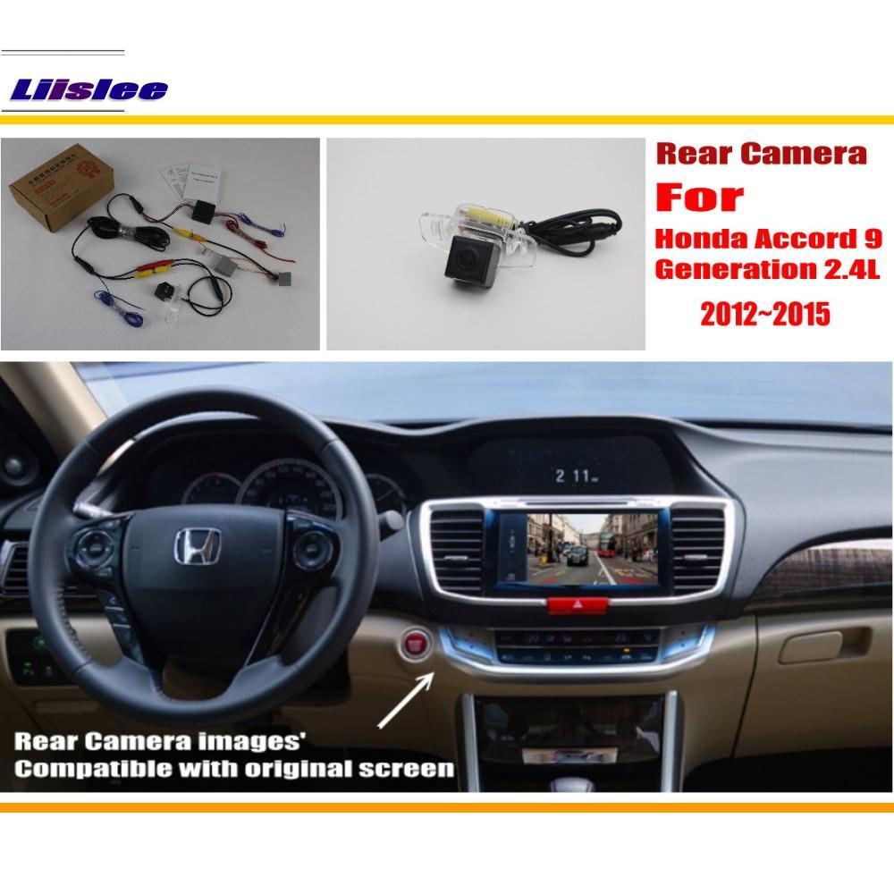 Liislee מצלמה אחורית צפה / הפוך מצלמה סטים - אלקטרוניקה לרכב