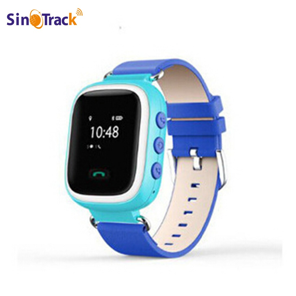 Hot new HQ Anti Lost GPS Tracker font b Watch b font For Kid SOS Emergency