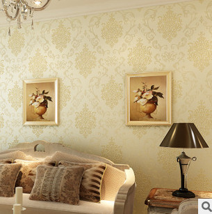 2015 High Quality South African French Modern Damask Feature