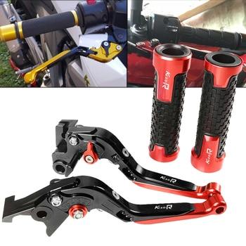 For BMW K1300r K 1300r K1300 r 2009-2015 2010 2011 2012 2013 Motorcycle CNC Pivot Brake Clutch Levers Handle Handlebar Grips set