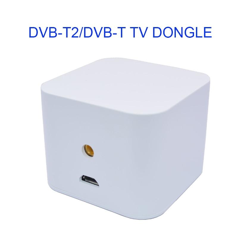 2018 nouveau WIFI DVB-T2 dvb-t DVB-T2 TV numérique dongle PAD TV pour voiture extérieure maison téléphone portable tablette Support WIFI sans fil
