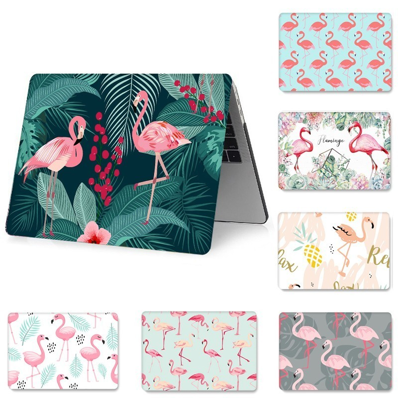 2019 Fashion Laptop Case for Macbook Pro 13 15 Air 13 15 A1287 A1990 Cartoon Patterned Cover for Macbook Retina Touch 12 13 15-in Laptop Bags & Cases from Computer & Office
