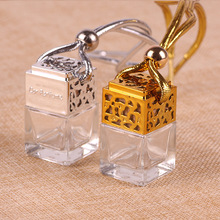 car perfume pendant oil perfume bottle ornaments automotive products in addition to smell the car perfumeo empty bottle