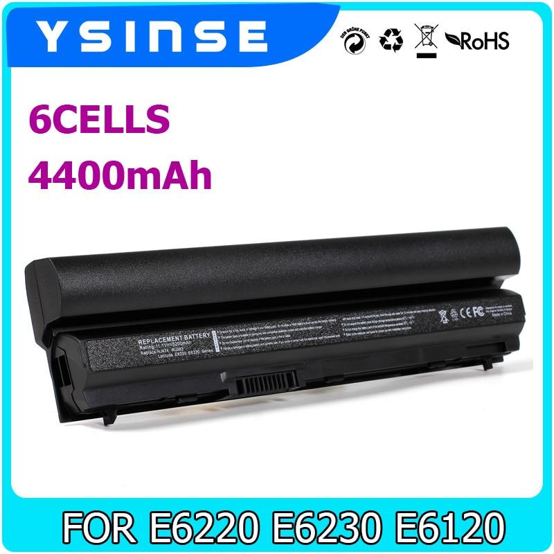 YSINSE Laptop Battery FOR DELL Latitude E6220 E6120 E6320 E6430S E6230 K4CP5 K94X6 KFHT8 MHPKF 09K6P F33MF F7W7V FHHVX FN3PT гурина и потягушки на подушке потешки с наклейками page 4