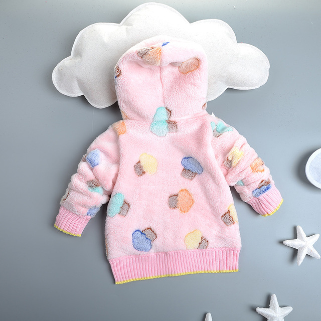 Baby girl lovely warm sweater
