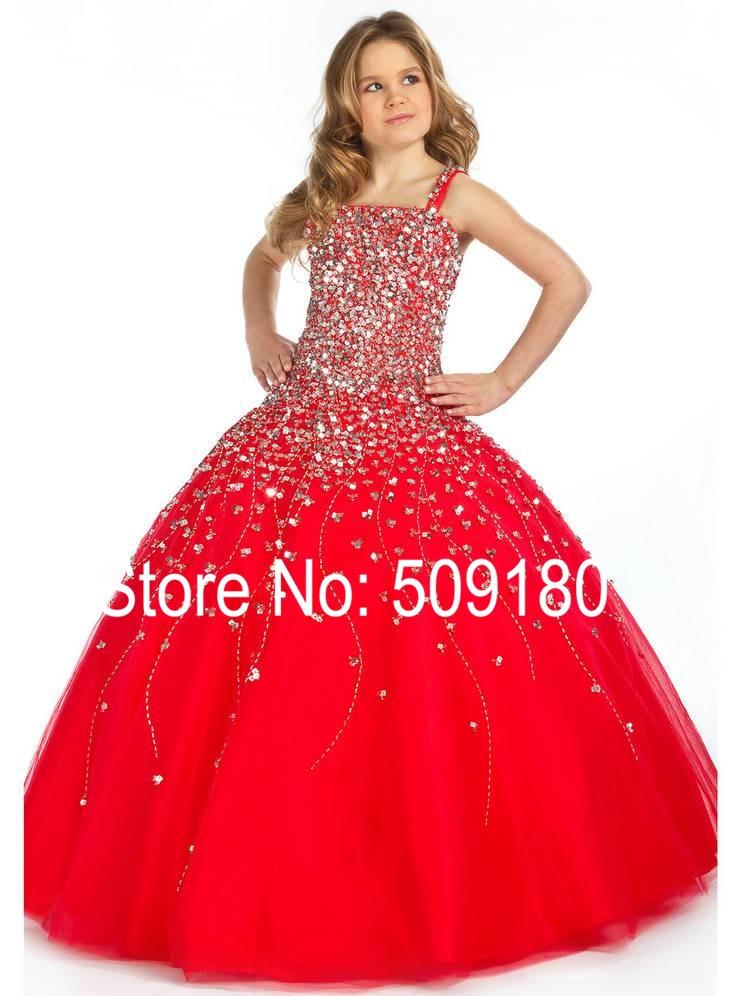 aliexpresscom buy 2016 latest new designer little girl dresses for wedding party ball gown full length fg028 wedding dress for girls from reliable dress