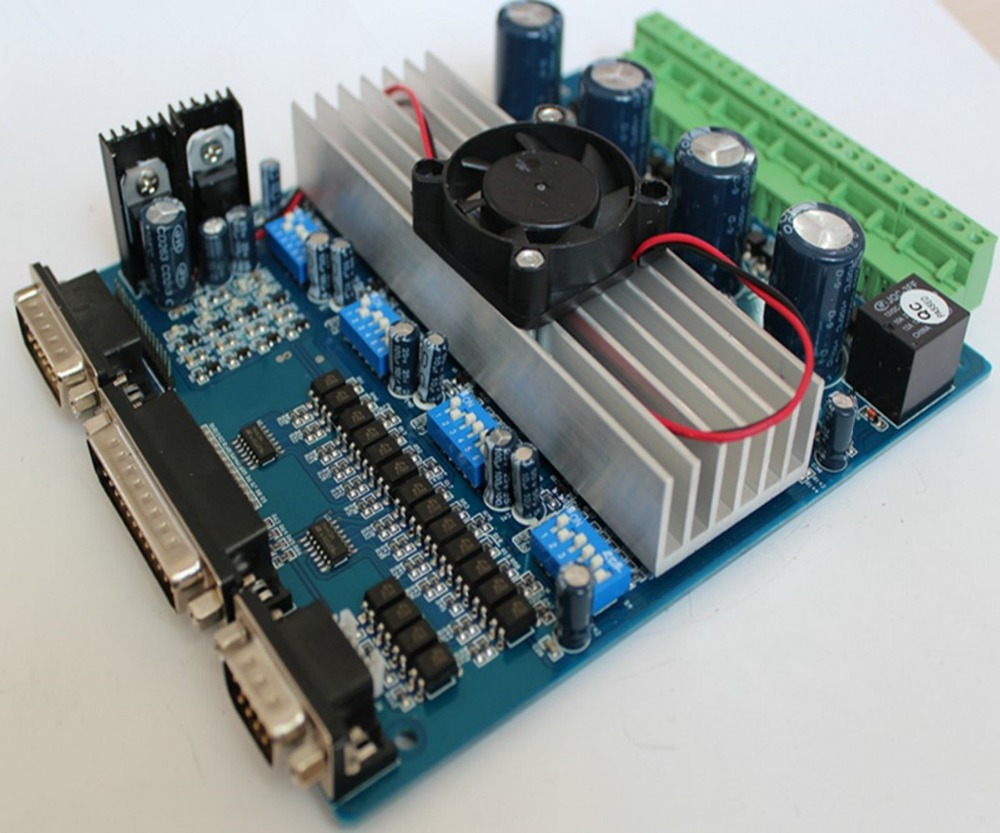 4 axis cnc controller tb6560 4 axis stepper motor driver for 4 axis stepper motor controller
