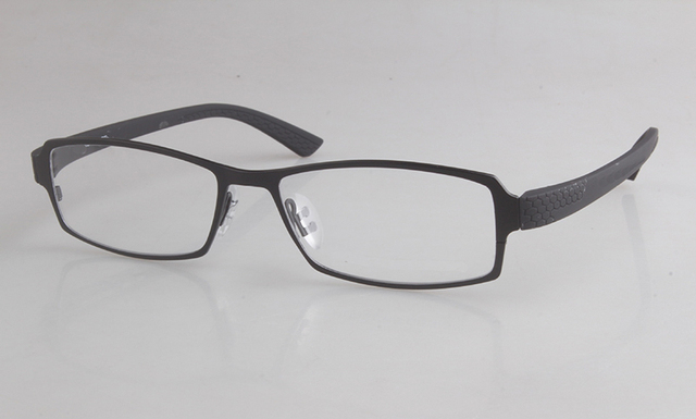 Sports Optical Glasses Frames Man Business Eyeglasses Alloy Eyewear Fullrim Spectacle Optical Frame Oculos de grau High Quality